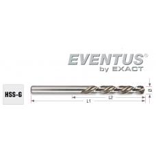 Urbis metālam EVENTUS HSS - G, 1.0mm, 12/34mm