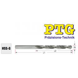 Urbis metālam PTG HSS - G, 1.5mm, 18/40mm