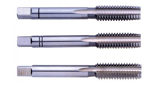 Rokas vītņurbis M5.0 x 0.80, HSS,  DIN352, 16x50mm,